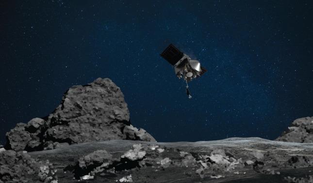 rceni - Sonda- de- nasa- prueba -aterrizaje -en -asteroide -que -podría- llegar- a- la -Tierra-