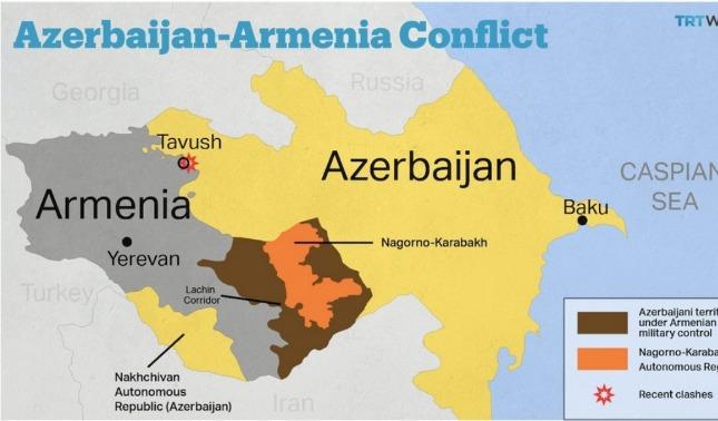 rceni - Armenia y Azerbaiyán - en -guerra- las -claves- de- la -disputa -