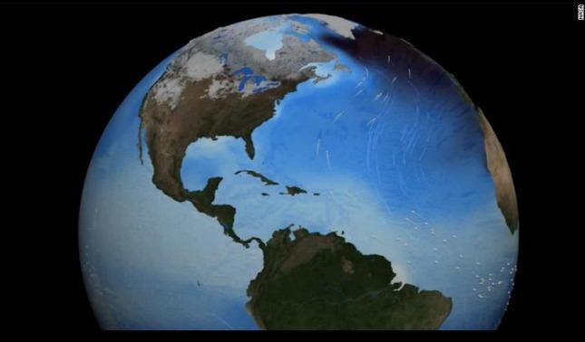 rceni - Atlántico norte -hay- una- burbuja- de- agua- fría- Qué -está -sucediendo -