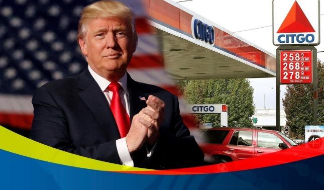 rceni - Filial citgo -venezolanos -dependen -de- Trump -para -no -perderla -en- octubre-