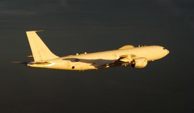 rceni - Aviones del día juicio final -pentagono- niega- que- vuelos -son- por- trump-