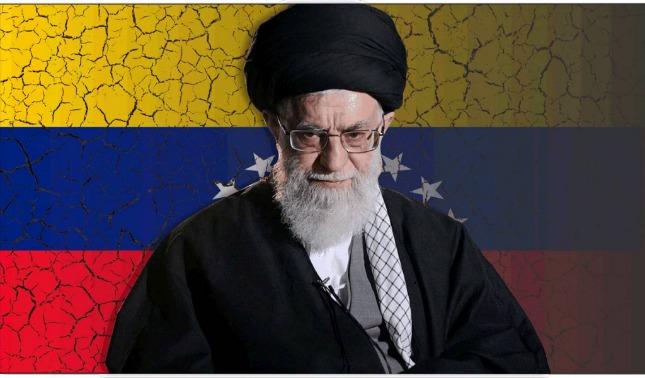 rceni - Combustible iraní - destinado- a- Vzla -eeuu- lo- usara -para -ayuda- a -víctimas-