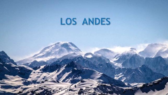 rceni - Cordillera de los Andes -advierte- sobre- la -acelerada- disminución- de- nieve-
