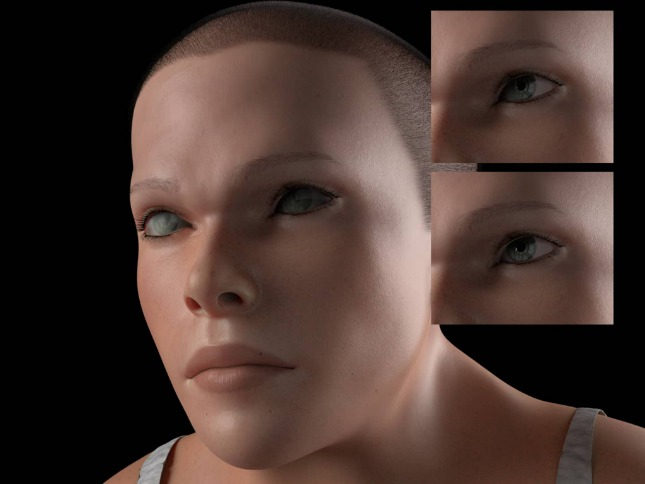 rceni - Evolución humana - niños -sin- muelas- del -juicio -arterias- y- huesos -adicionales-