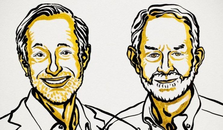 rceni - Nobel de economía 2020 - para- Paul -R -Milgrom- y- Robert- B- Wilson-