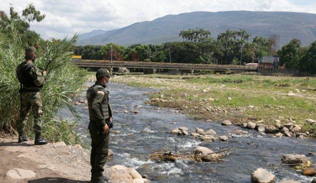 rceni - Operación muralla - implementa -Colombia- en- la- frontera- con -Venezuela-