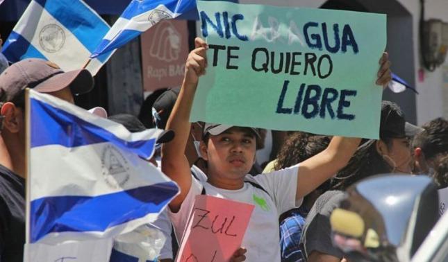 rceni - Régimen de ortega - en -Nicaragua- vuelve- a- ser -sancionado- por- eeuu-