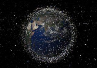 rceni - Residuos espaciales - alertan- que- se- vuelve -cada- vez- más -peligrosos-