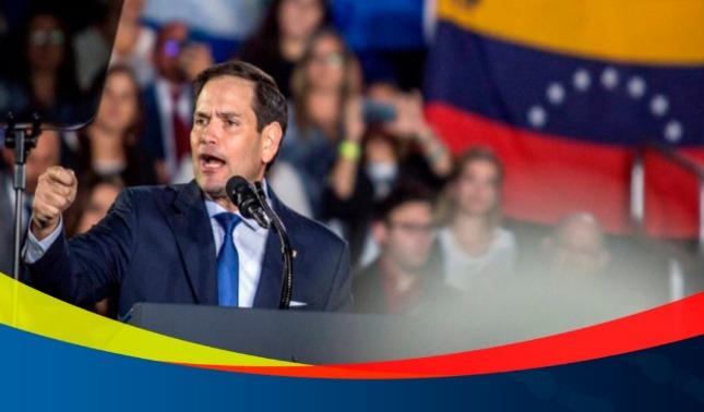 rceni - Salida obligatoria diferida -solicita -Marcos -Rubio- a- Trump- para- venezolanos-