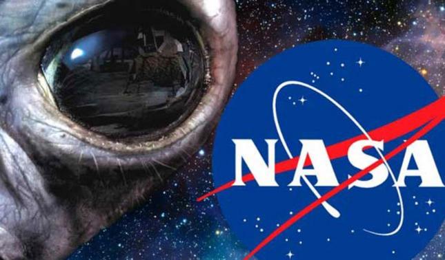 rceni - Criatura alienígena - astronauta -de- la- nasa -asegura -vio- uno- en- el -espacio-