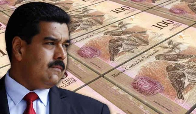rceni - Crisis de efectivo - el- BCV -desmaterializa- al- bolívar -billetes- no- hay-
