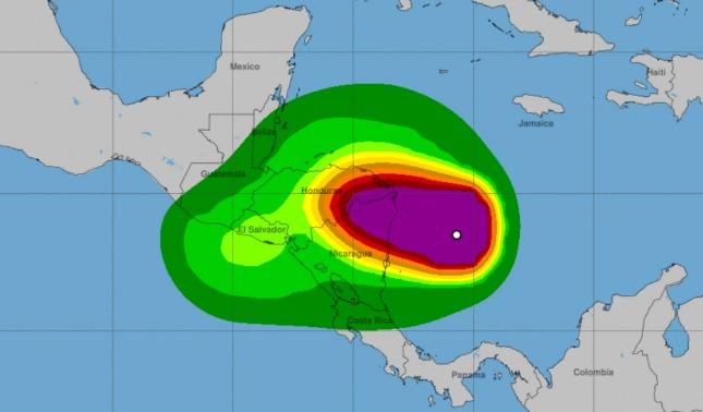rceni - Destructivo IOTA -su -dantesco- paso -por -Centroamerica-