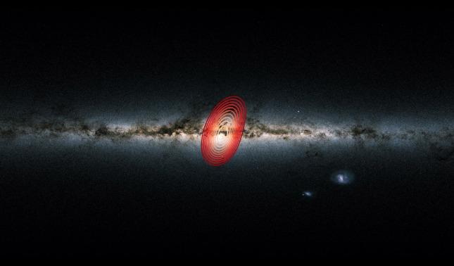 rceni - Galaxia fósil - es -encontrada- en -las- profundidades -de -la- Vía- Láctea-