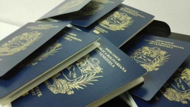rceni - Pasaporte con vigencia de 10- años -entregara -saime -a -venezolanos-