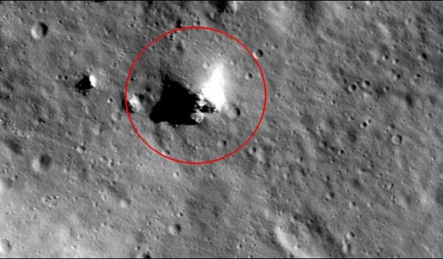 rceni - Pirámide en la luna - es -captada- por -misteriosa -foto -de- la- NASA-