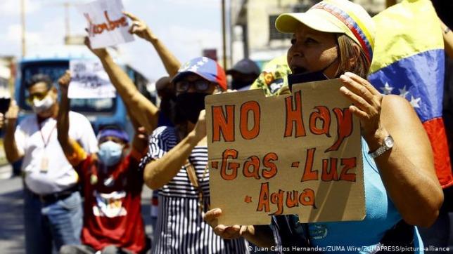 rceni - Régimen venezolano- las dramaticas - cifras- de- la- tragedia- del- pais
