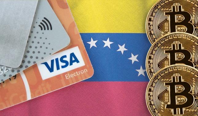 rceni - Tarjeta visa prepagada - con -bitcoin- y- otras -criptos -disponible -en- Venezuela-