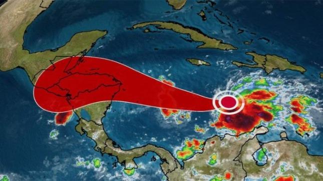 rceni - Tormenta tropical iota - se- formo -y -amenaza- a- Centroamerica-