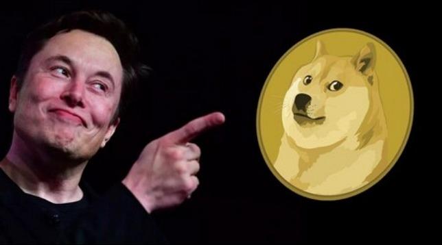 rceni - Dogecoin -su- precio- se -dispara -con-un-solo- tuit- de -Elon- Musk-