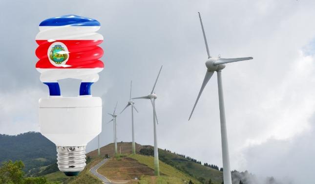 rceni - Energía de fuentes renovables- Costa- Rica- lleva- 6 -años- en-esta- vanguardia-