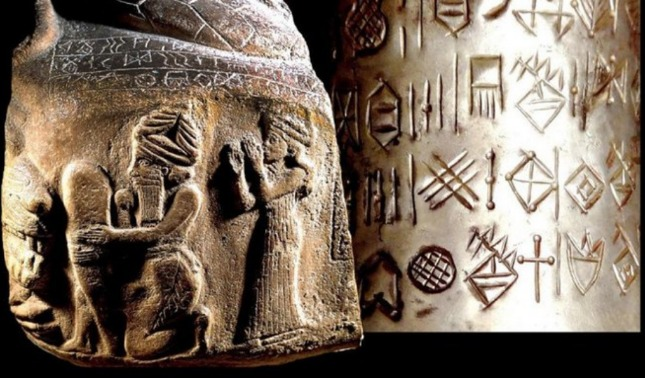 rceni - Escritura -descubren- su -origen- y -no- fue- en -Mesopotamia -y- Egipto -