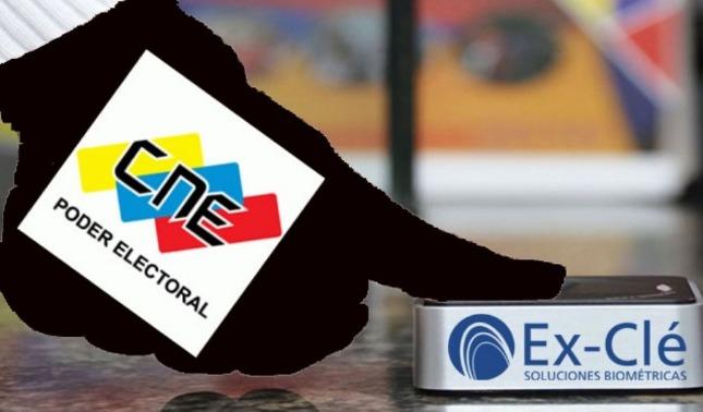 rceni - ExCle -empresa -responsable- de- elecciones- en -Venezuela -es -sancionada-