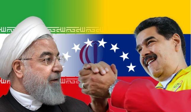 rceni - Gobierno de Irán -envía- 10 -buques -con -combustible- a -venezuela -