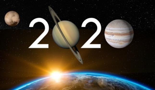 rceni - La gran conjunción -cómo -y-cuándo- ver- la- alineación- de -Júpiter -y -Saturno-