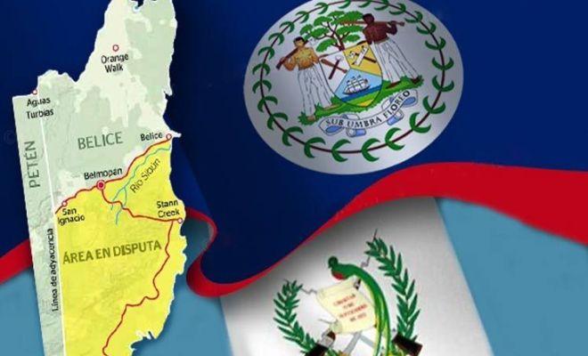rceni - Reclamo territorial en Belice - presento -Guatemala- en- la -haya-