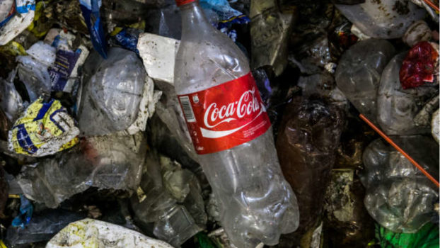 rceni - Residuos de plásticos -Coca-Cola -Pepsi -y -Nestlé -mayores- contaminantes -