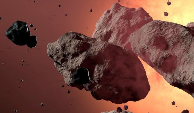 rceni - Siete asteroides -se -aproximan -esta -semana -a- la -Tierra -alerto- la -NASA-