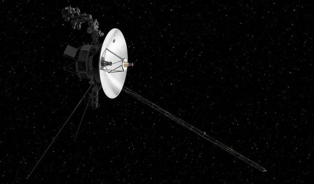rceni - Sondas voyager -encuentran- en- el- espacio- un- fenómeno- desconocido-