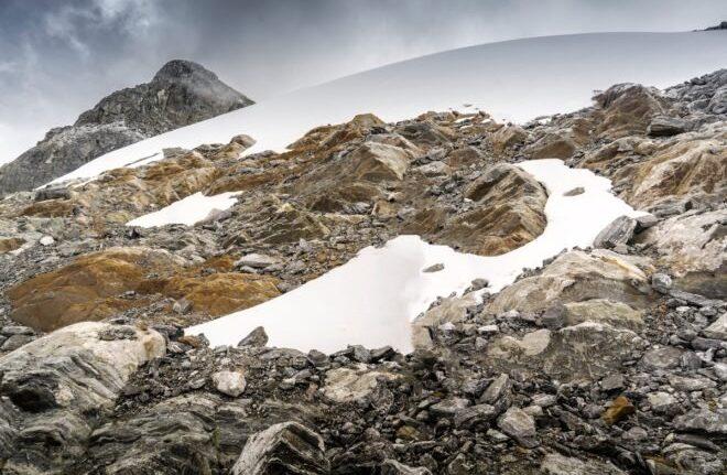 rceni - último glaciar en Venezuela -aparecen -nuevas -formas -de -vida-