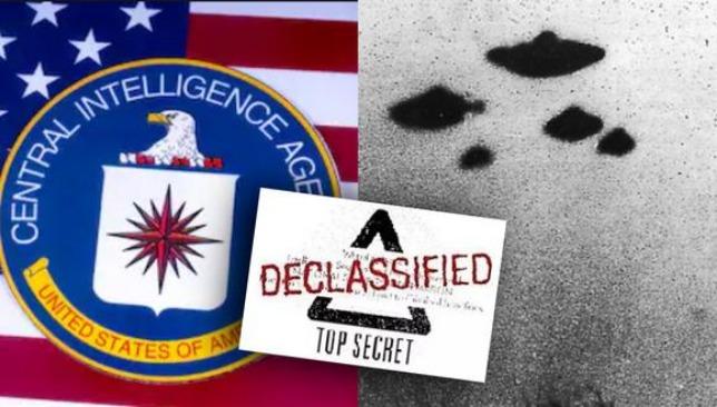 rceni - Documentos de ovnis - de -los -ultimos -70- años- desclasifica -la -CIA-