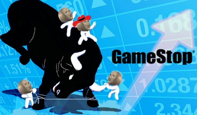 rceni - Gamestop -inversores -aficionados- de -Reddit -se -enfrentaron -a -Wall -Street -