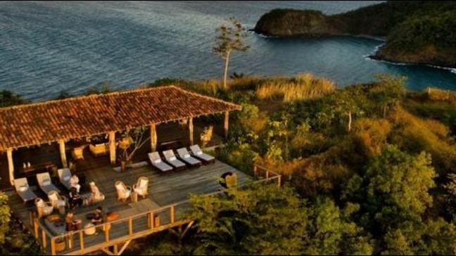 rceni - Hotel Kasiiya Papagayo - de- Costa- Rica- gana -premio -Dezeen- Awards -2020-