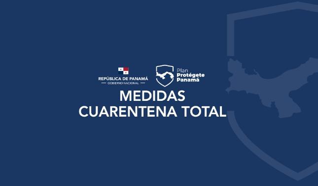 rceni - Nueva cuarentena total - inicia-en- Panama- por- repunte- del- covid-19-