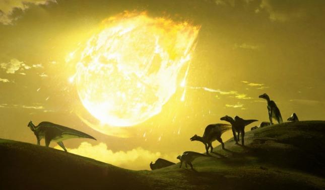 rceni - Objeto espacial - que -acabo- con - los- dinosauros -hallan -su -origen -