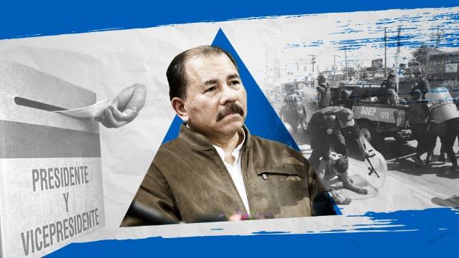 rceni - Oposición - denuncia -Nicaragua -es -una -gran- cárcel-