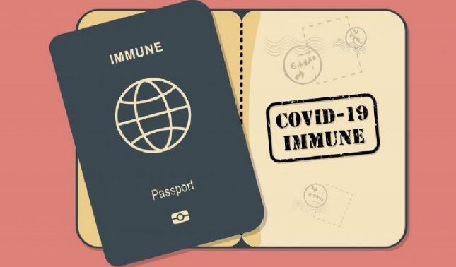rceni - Pasaporte digital - de -vacunados- de- covid-19- emitira -Dinamarca-
