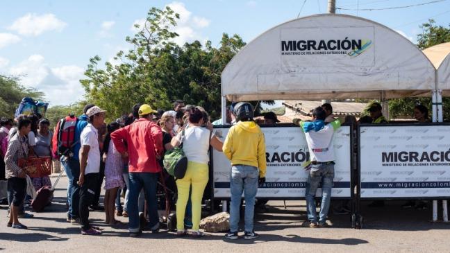 rceni - Regularización -para -venezolanos- en -Colombia -comienza- en -mayo-