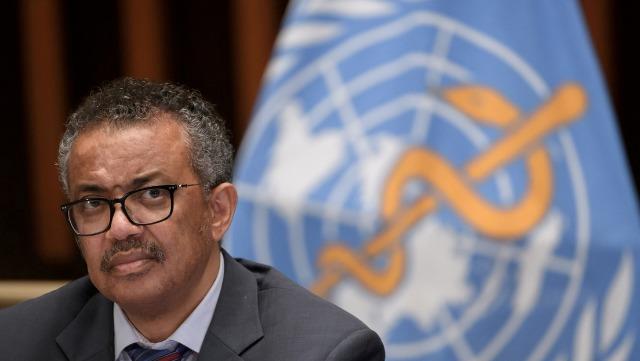 rceni - Director de la OMS -deben- renunciar -a -las -patentes -de -vacunas- del -covid -