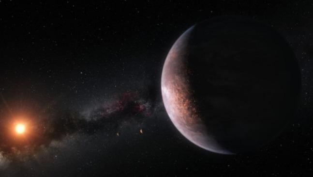 rceni - Exoplaneta Gliese 486 b -tendría- atmosfera- similar- a -la- de- la -Tierra-