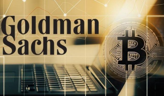 rceni - Goldman sachs group -reabre- mesa -de- criptos- durante- el- auge- del -bitcoin-