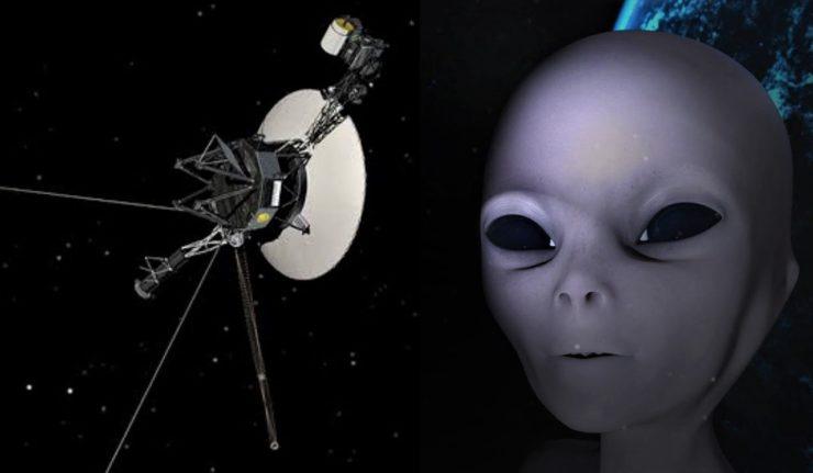 rceni - Mensaje extraterrestre -enviado -a -través- de -la -Voyager- 2 -abandonen -tierra-
