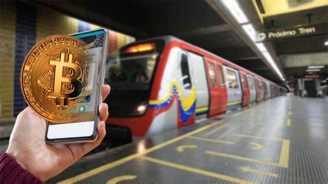 rceni - Metro de Caracas- en -Venezuela- aceptará- bitcoin -y -otras -criptomonedas -