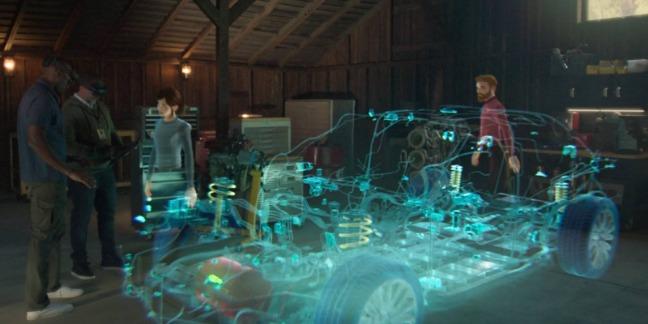 rceni - Microsoft Mesh -tecnologia -para -celebrar- reuniones -mediante- hologramas-