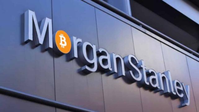 rceni - Morgan stanley -el -primer- banco -de- EE UU- en- ofrecer - fondos- de -Bitcoin-