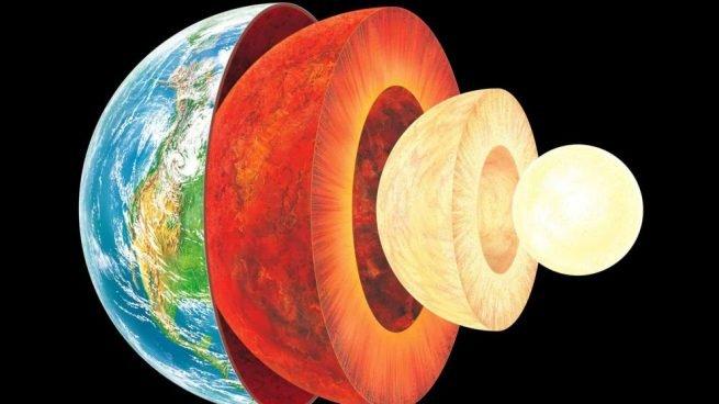 rceni - Núcleo -de- la- Tierra -logran- detectar -una -estructura- desconocida-
