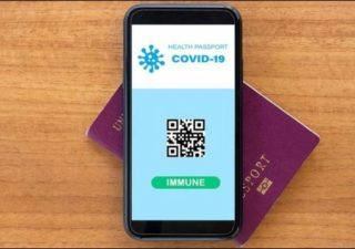 rceni - Pasaporte sanitario - de covid-19- es -lanzado- en- China-